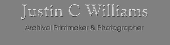 Justin C Williams - Archival Printing and Custom Fine-Art B&W Printer, Eugene, Oregon